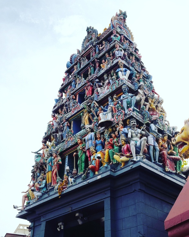 Temple Hindou Singapore